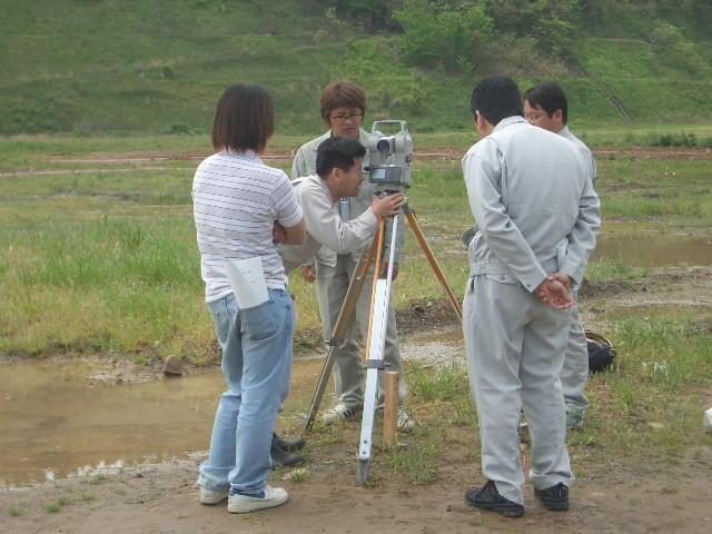 活動の写真